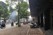 Bán 110m2 mặt phố 5T vỉa hè rộng 45 tỷ Chùa Bộc.