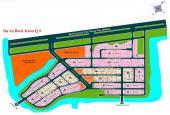 Bán nhanh lô trục chính đường 16m thông dự án Bách Khoa Quận 9, lô B2, dt 7x26m, giá 55,5tr/m2