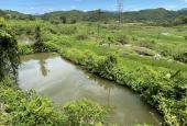 Bán đất Tân Lạc 2200m2 200m2 ONT có suối và thác to chảy quanh đất