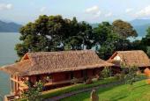 Bán đất lòng Hồ Hòa Bình nằm giữa 2 khu nghỉ dưỡng Ba Khan và HideAway Resort Mai Châu, Hòa Bình