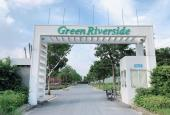 Bán đất Huỳnh Tấn Phát, dự án Green Riverside Nhà Bè giá 40 tr/m2, giá: 40tr/m2. LH: 0938792304