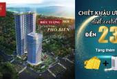 Sở hữu căn hộ Grand Center 2PN, chiết khấu 24%, giảm 690 triệu, view hồ bơi. LH: 0931.914.941