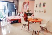 Cho thuê căn hộ Vinhomes Ocean Park Gia Lâm 1 ngủ cộng 1 chỉ 6 tr/th thiết kế nội thất siêu xinh