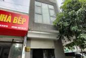 Cho thuê nhà mặt phố Văn La, Hà Đông, HN, DT 72m2, 5 tầng lô góc nhà đẹp ba MT thoáng. Giá 20tr/th