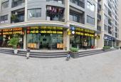 Bán shophouse chân đế Vinhome Smart City, giá rẻ nhất thị trường 76tr/m2