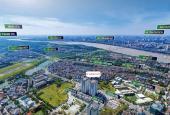 Căn hộ vip 102m2 tầng cao view cực đẹp, ban công rộng nhất dự án, full nội thất cao cấp 0962926098