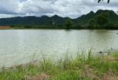 Cần sang nhượng 3.715m2 đất bám hồ cực đẹp tại Lạc Thủy, Hòa Bình