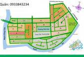 Chủ kẹt tiền cần bán gấp đất KDC Phú Nhuận, Liên Phường, P. Phước Long B, Q9, LH 0933843234