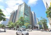 Bán gấp nhà mặt phố Duy Tân, quận Cầu Giấy lô góc hai mặt phố 100m2 mặt tiền 16m