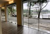 Giảm 2 tỷ bán gấp nhà Trấn Vũ view trọn hồ Trúc Bạch, hồ Tây, mặt tiền siêu khủng 13m, kinh doanh