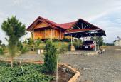 BÁN LÔ ĐẤT NGHỈ DƯỠNG 5800M2 TẶNG NHÀ + SÂN VƯỜN xã Phú Hội - huyện Đức Trọng - tỉnh Lâm Đồng.