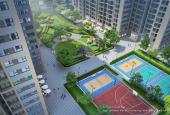 Bán căn 3PN Vinhomes OCP, giá 2.6xx tỷ, nhận nhà ở ngay, view 2 bể bơi ngoài trời, gần nhà để xe
