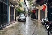 Ô tô tránh kinh doanh nhà phố Thái Hà, DT 41m2 4 tầng giá suýt 6 tỷ Đống Đa