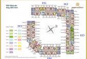 Không có nhu cầu ở nên bán căn 02 tòa H2 , DT 69.19m2 CC Phúc Đồng giá 1 tỷ 520/ căn:0981129026