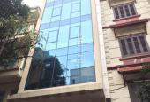 Tòa nhà mặt phố Khương Đình 8 tầng 65m2 MT vỉa hè rộng thông sàn thuê 68 tr/T, 15 tỷ 5