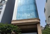 Bán tòa nhà văn phòng phố Thái Hà, Hà Nội, lô góc, mặt tiền 9m, 150m2 x 9 tầng, giá 34 tỷ