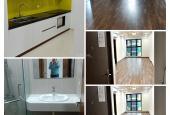 Cho thuê căn 2 ngủ nội thất cơ bản chung cư Goldmark City