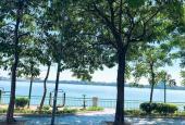 Vip - bán đất phố Lạc Long Quân, view hồ Tây, ô tô tránh, kinh doanh, 72m2, chỉ 9.5 tỷ