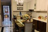Cho thuê chung cư Vinhomes Nguyễn Chí Thanh, 2 phòng ngủ đủ đồ, tone màu sang trọng, tân cổ điển