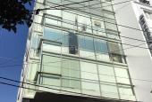 Tòa nhà 5 lầu, diện tích đất: 6m x 35m, mặt tiền đường. Giá rẻ