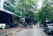 Vip, bán đất mặt phố Trần Thái Tông, Cầu Giấy, 56m2, MT 4.4m, giá 20.5 tỷ