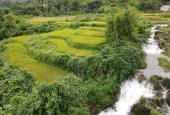 Siêu phẩm thác Ba Khan 2300m có thổ cư, vị trí vàng trong làng nghỉ dưỡng, du lịch