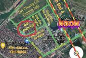 Bán đất phân lô vỉa hè tại Dương Nội - Hà Đông - Giá 3,8 tỷ/52m2- Cạnh vành đai 4-tăng giá mạnh