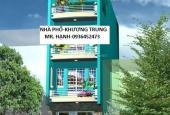Bán nhà mặt phố tại đường Khương Trung, Phường Khương Trung, Thanh Xuân, Hà Nội diện tích 60m2