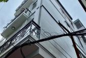 Bán nhà ngõ 165 phố Giáp Bát DT 45m2 x 5 tầng xây mới