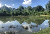 Bán đất Kim Bôi, Hòa Bình bám Sông Bôi tuyệt đẹp diện tích 7.200m2
