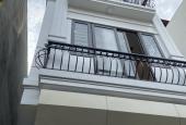 Bán nhà mặt ngõ Minh Khai 50m2 xây 5 tầng giá 4,5 tỷ nhà mới, ngõ thông, cách đường ô tô 30m