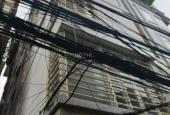Bán nhà mặt ngõ 5 phố Nguyễn Khánh Toàn, căn góc, diện tích 45m2 x 5 tầng, mặt tiền rộng 4,7m