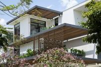 Thiết kế biệt thự đẹp giao hòa với thiên nhiên