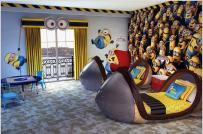 Trang trí phòng cho bé bằng những chú Minions ngộ nghĩnh