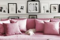 Trang trí nhà với gam màu hồng dành cho những cô nàng điệu đà