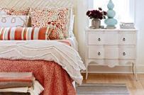 Cách phối màu tuyệt đẹp cho phòng ngủ