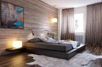 Phong thủy phòng ngủ: Kiểu giường sát mặt đất không có lợi cho sức khỏe