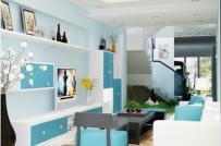 Kinh nghiệm lựa chọn và phối màu sơn cho ngôi nhà