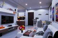 Bố trí nội thất cho căn hộ 48m2 như thế nào?