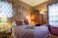 Những thiết kế tường phòng ngủ chưa bao giờ lỗi mốt