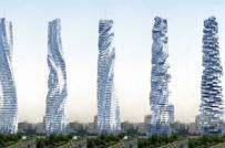 Khách sạn độc đáo xoay 360 độ ở Dubai