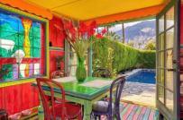 Đây có phải là ngôi nhà nhiều màu sắc nhất nước Mỹ?