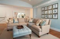 Những căn phòng sống động với gam màu pastel