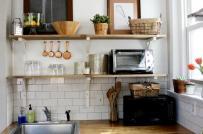 Gợi ý 4 cách sắp xếp cho nhà bếp nhỏ trở nên gọn gàng, ấm cúng hơn