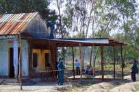 Cố tình xây nhà trái phép chờ đền bù