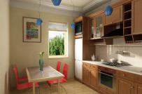 Bài trí bàn ghế phòng ăn hợp phong thủy cho gia đình êm ấm