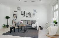 Gu thiết kế đầy ấn tượng, thông minh cho những ai sở hữu căn hộ diện tích 60-70m2
