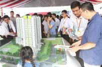 Nhà đầu tư thứ cấp chiếm 30-50% thanh khoản dự án