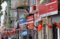 Nhà mặt phố cho thuê giảm giá sau chiến dịch dọn dẹp vỉa hè