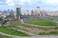 Hà Nội thu hơn 3.000 tỷ đồng tiền sử dụng đất trong 4 tháng đầu năm